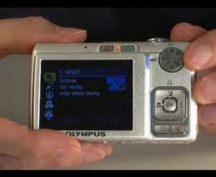Cameras.co.uk Video Review of the Olympus FE-240