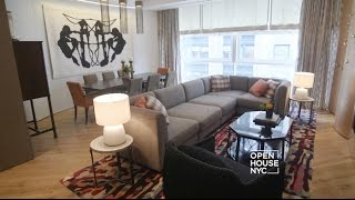 An Artistic Approach To A Downtown Pied A Terre
