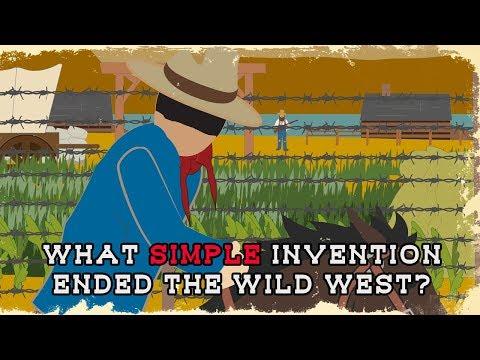 Prostý vynález, který ukončil éru Divokého západu