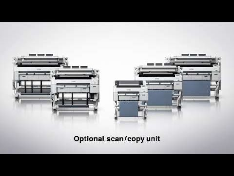 Epson SureColor T-Series Product Overview