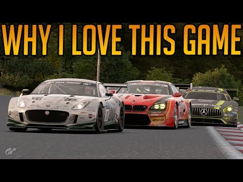 Gran Turismo Sport: Why I Love Playing This Game