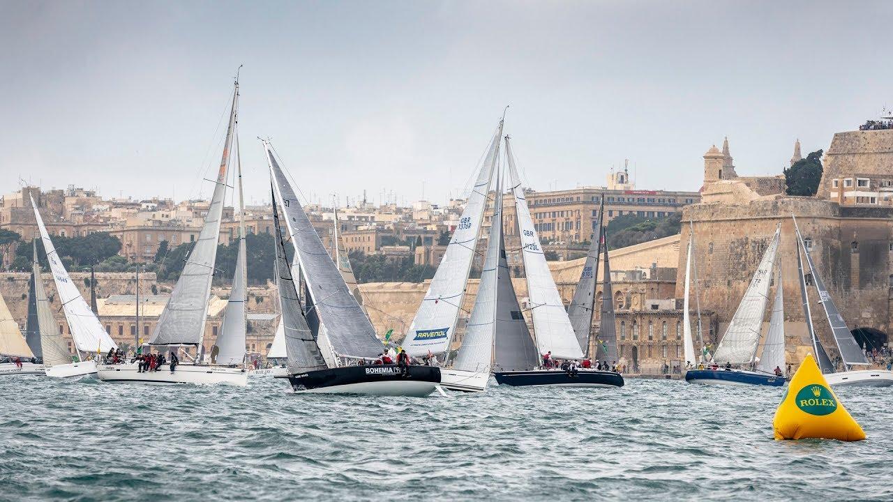 2018 | Rolex Middle Sea Race