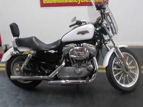2008 Harley-Davidson Sportster® 883 Low in Wichita Falls, Texas - Video 1