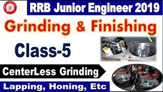grinding class 5 mechanical JE cbt 2 special for all  aspirants By SRINIVASMech