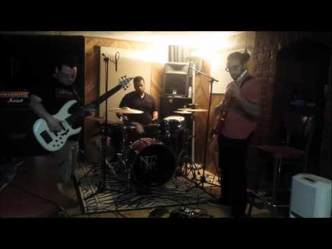 Rehearsal video of my band Octopus 2000!