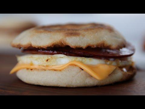 McDonald's Egg McMuffin Recipe | Get the Dish