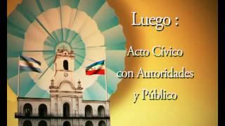 preview picture of video 'Municipalidad de Villa Dolores - Acto 25 DE MAYO'