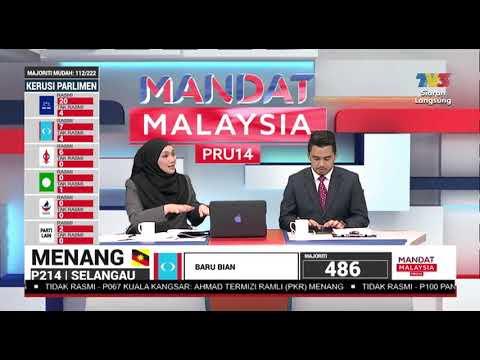 PRU 14 | Mandat Malaysia - Keputusan #PRU14 (Part 8)