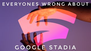 What NO ONE Is Saying About Google Stadia