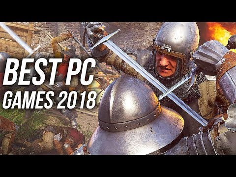 25 BEST PC Games of 2018