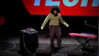 """Reggie Watts- Best and catchy from """"A send off in style"""""""