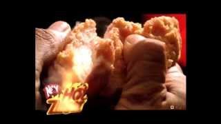 KFC India Hot Zinger Burger TV Commercial 2011