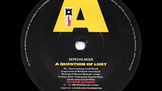 Depeche Mode - A Question Of Lust (Flood Remix)
