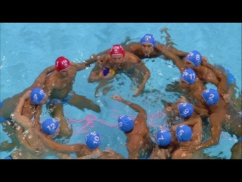 Croatia Win Men's Water Polo Gold - London 2012 Olympics