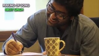 Naina Banjare - Making of Song | Arijit Singh | Studio Version | Patakha