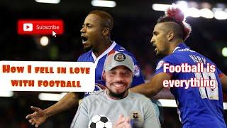 FOOTBALL STORIES, DEREK ASAMOAH -HOW I FELL IN LOVE WITH FOOTBALL – STORY TIME