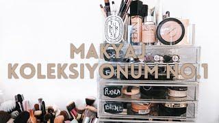Makyaj Koleksiyonumu Temizliyorum no.1: FAR, KALEM, PUDRA | Ece Targıt