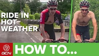 How To Ride Your Bike In Hot & Humid Weather | GCN's Pro Tips