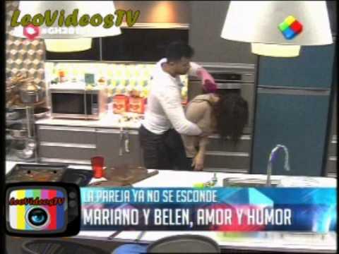 Mariano Belen, continua la historia de Amor y Humor GH 2015 #GH2015 #GranHermano