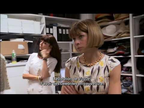 Les essayages de Sienna Miller - The September Issue