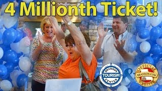 4 Million Tickets Sold! Video