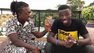 Kwaku Manu Aggressive Interview with SUNSUM (Yaw Adu)