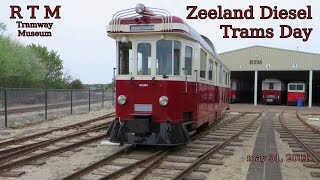 RTM Tramway Museum 25 years – Zeeland Diesel Trams Day