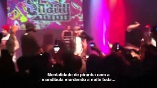 Eminem Ft. Slaughterhouse & Yelawolf - 2.0 Boys LIVE (Legendado)