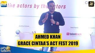 Choreographer Ahmed Khan GRACES CINTAA