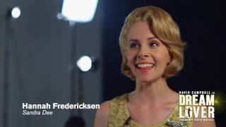 Hannah Fredericksen on playing 'Sandra Dee'