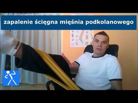 Bóle mięśni półścięgnistego