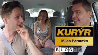 Milan Peroutka - Kurýr 37