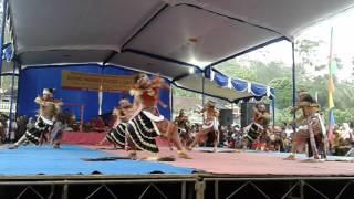 Festival seni budaya di desa wonokerso 2017