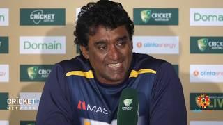 Sri Lanka not taking Aussies lightly