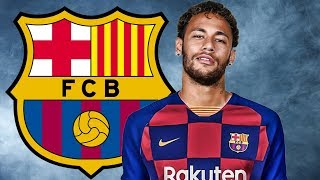 Neymar Jr ● Welcome Back to Barcelona 2019 ● Dribbling Skills & Goals 🔴🔵