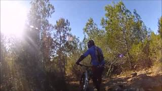 preview picture of video 'Primera Ruta MTB 2015 Mallorca'