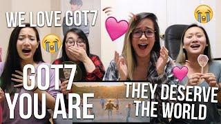 "MV REACTION | GOT7 ""You Are"" MV"