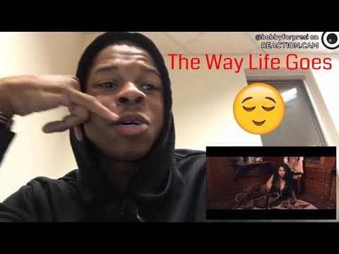 Lil Uzi Vert - The Way Life Goes Remix (Feat. Nicki Minaj) [Official Music Video] REACTION