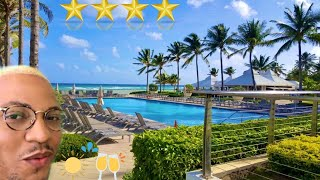 36. WE STAYED AT A 4 STAR LUXURY HOTEL | QUITE PERRY