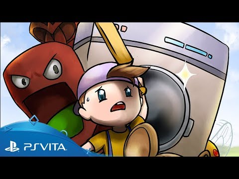 Reverie | Announcement Trailer | PS Vita thumbnail