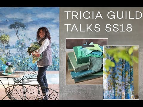 TRICIA GUILD TALKS SPRING SUMMER 2018