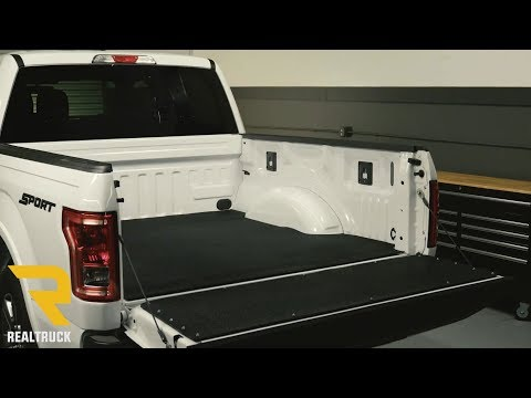 Gator Rubber Truck Bed Mat Fast Facts