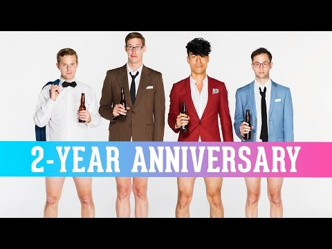 The Try Guys React To Their First Videos • 2-Year Anniversary
