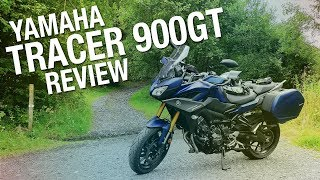 Test/Review: 2018 Yamaha Tracer 900GT