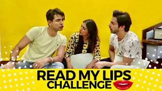 Read My Lips Challenge | Rimorav Vlogs