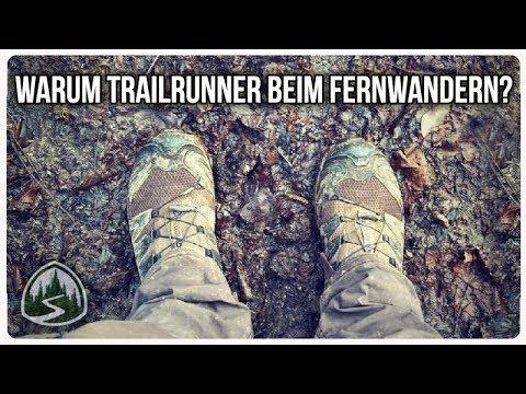 Vom Wanderstiefel zum Trailrunner, warum ich gewechselt habe ✪ Mein Wander Schuhwerk ✪ Fernwandern ✪