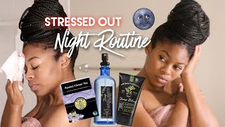 My Night Routine After A Stressful Day  // Relieve Anxiety & Relax