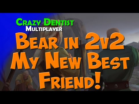 Northgard Bear clan 2v2 | My New Best Friend!