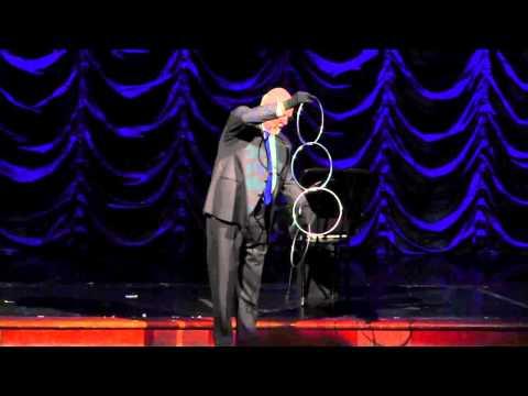 Martin Lewis - Linking Rings