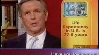 Secrets of Living Longer (ABC & Good Morning America Report)